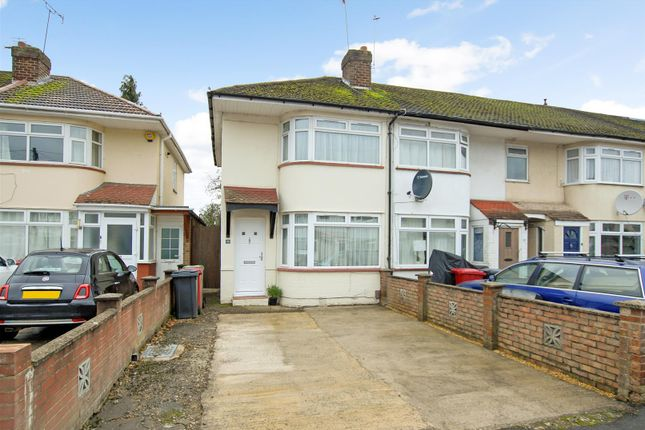 2 bed end terrace house for sale in Lewins Way, Cippenham, Slough SL1