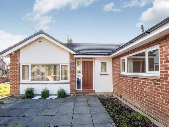 Thumbnail Bungalow for sale in Early Bank, Stalybridge, Cheshire, United Kingdom