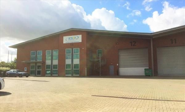 Thumbnail Light industrial to let in Unit 12, Easter Park, Nottingham