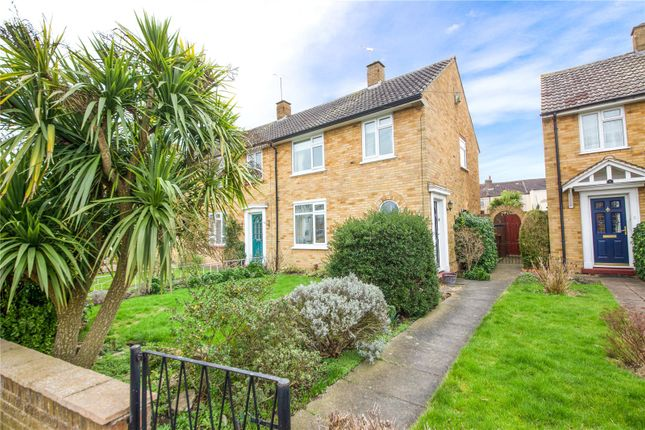 2 bed end terrace house for sale in Russell Avenue, Rainham, Gillingham, Kent