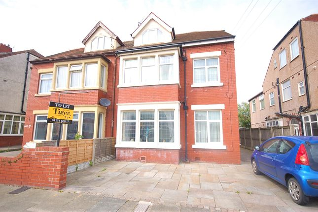 Thumbnail Flat for sale in Luton Road, Thornton-Cleveleys