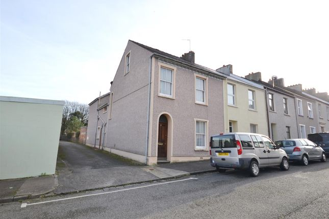 Thumbnail End terrace house for sale in Gwyther Street, Pembroke Dock