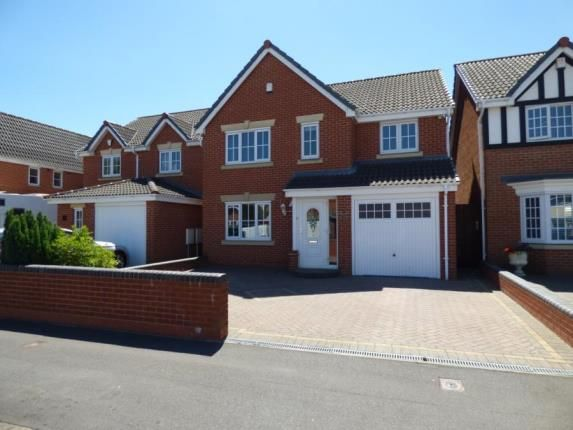 Thumbnail Detached house for sale in Alwin Road, Rowley Regis, West Midlands