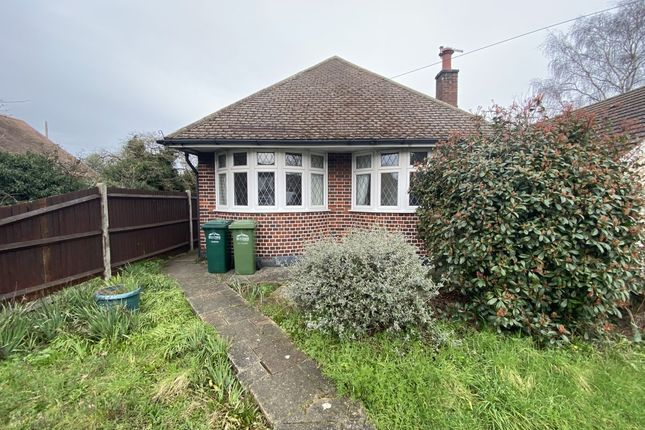 2 bed bungalow to rent in Staines Road West, Ashford TW15