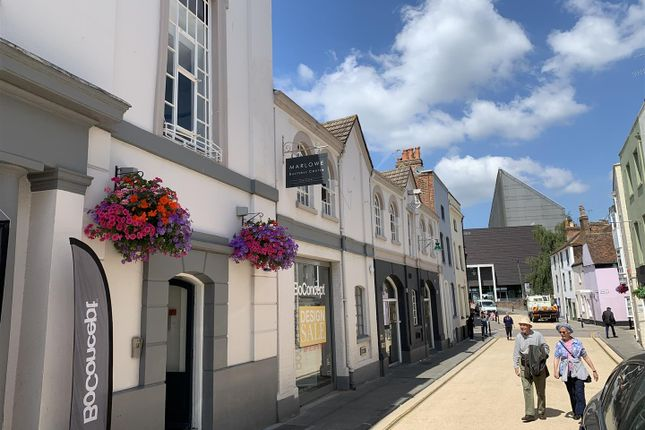 Thumbnail Office to let in Marlowe Business Centre, Orange Street, Canterbury