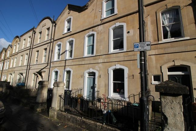 Thumbnail Terraced house to rent in Belgrave Terrace, Bath