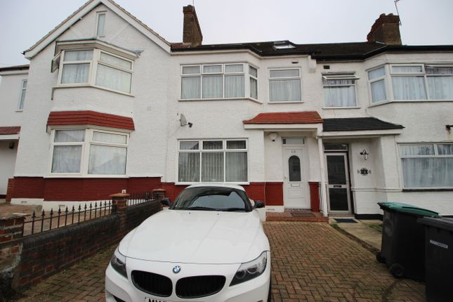Thumbnail Terraced house for sale in Norfolk Avenue, London