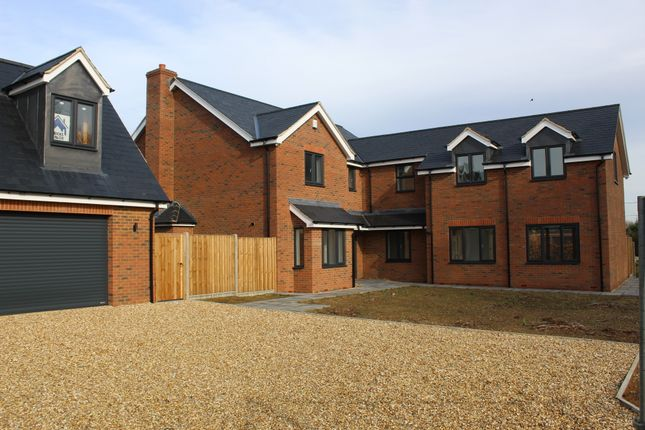Thumbnail Detached house for sale in Little Heath, Gamlingay, Sandy