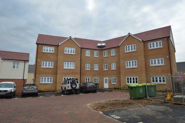 Thumbnail Flat for sale in Martin Joyce House, Kestrel Avenue, Queens Hill, Norwich