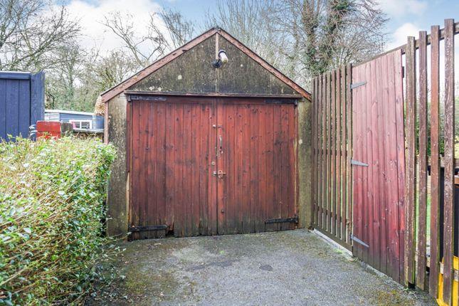 Garage of Stanley Grove, Penwortham, Preston PR1