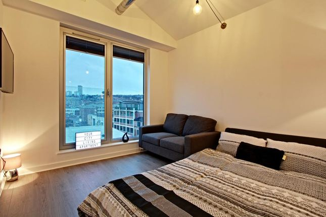 Thumbnail Flat to rent in Russell Street, Kelham Island