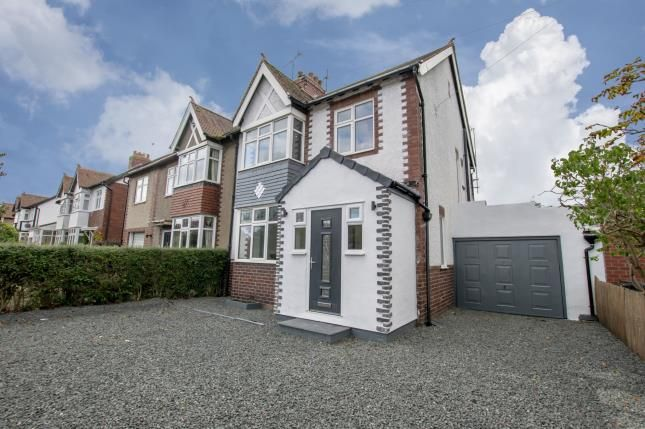Thumbnail Semi-detached house for sale in North Road, Ponteland, Northumberland