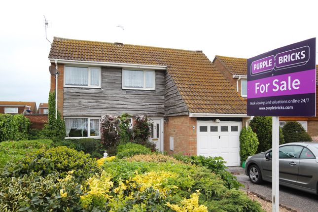 Thumbnail Detached house for sale in Eynsford Close, Margate