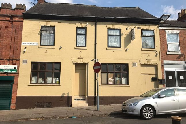 Thumbnail Property for sale in Maidstone Road, Leicester