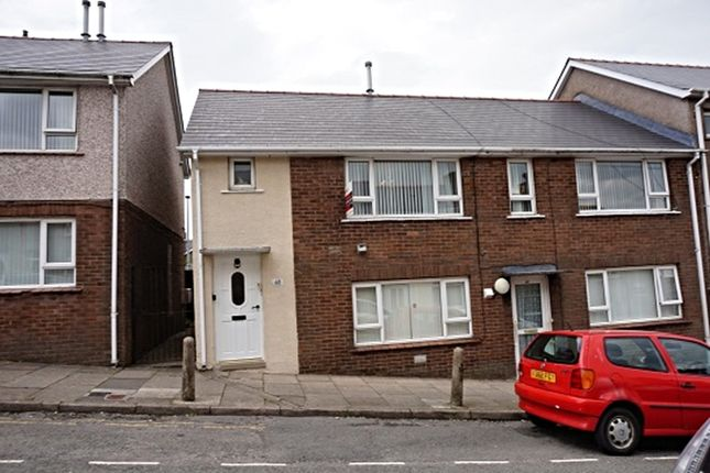 Thumbnail Maisonette for sale in Glamorgan Street, Ebbw Vale