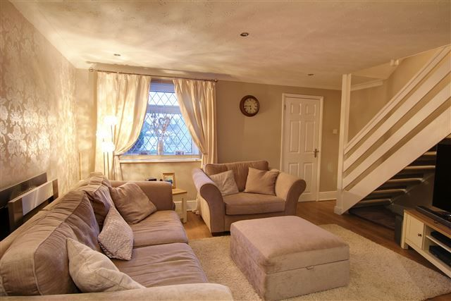 3 bed terraced house for sale in Vulcan Close, Crawley