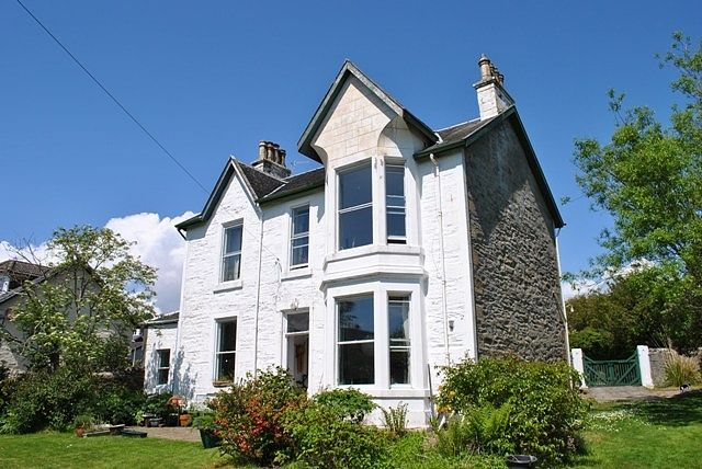 Thumbnail Property for sale in 123 Auchamore Road, Dunoon, Argyll And Bute