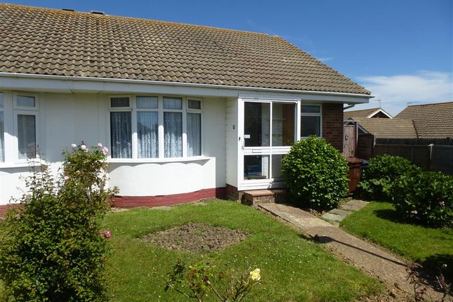 2 bed semi-detached bungalow for sale in Nightingale Close, Eastbourne