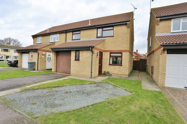 3 bed semi-detached house for sale in Mill Close, Trimley St. Martin, Felixstowe