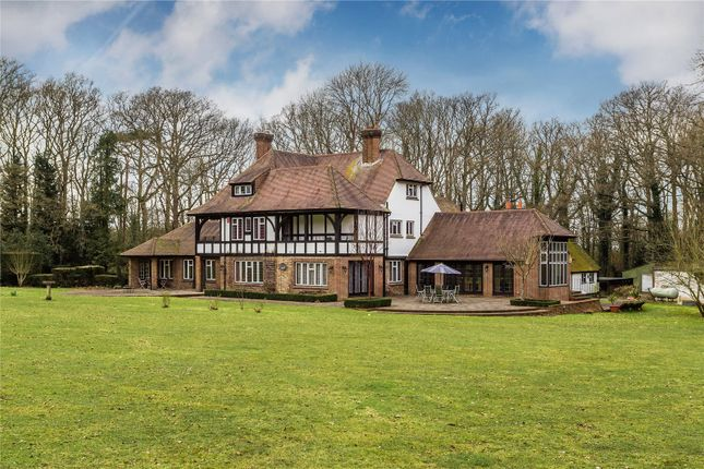 Thumbnail Detached house for sale in Horsehill, Horley, Surrey