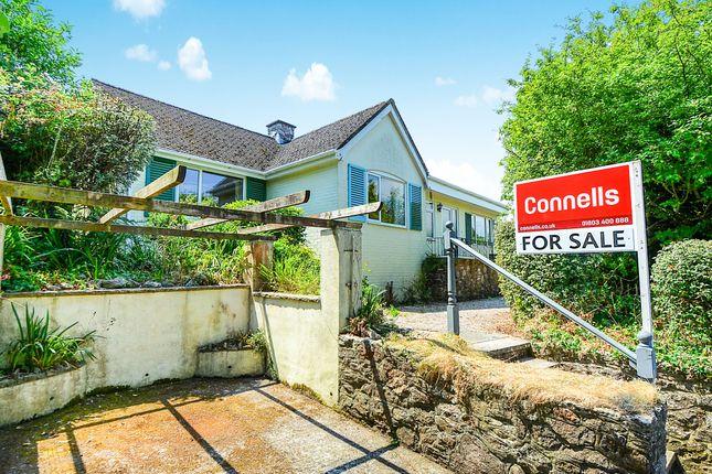 Thumbnail Detached bungalow for sale in Galmpton Farm Close, Galmpton, Brixham