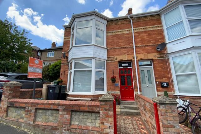 Thumbnail End terrace house for sale in Kempston Road, Weymouth