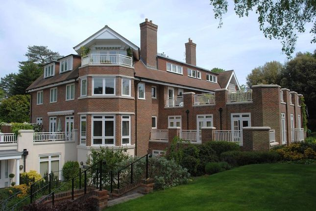 Thumbnail Property for sale in West Overcliff Drive, Westbourne, Bournemouth