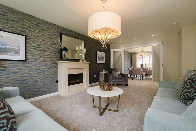 "5 bedroom detached house for sale in ""Southbrook"" at Main Street, Symington, Kilmarnock"
