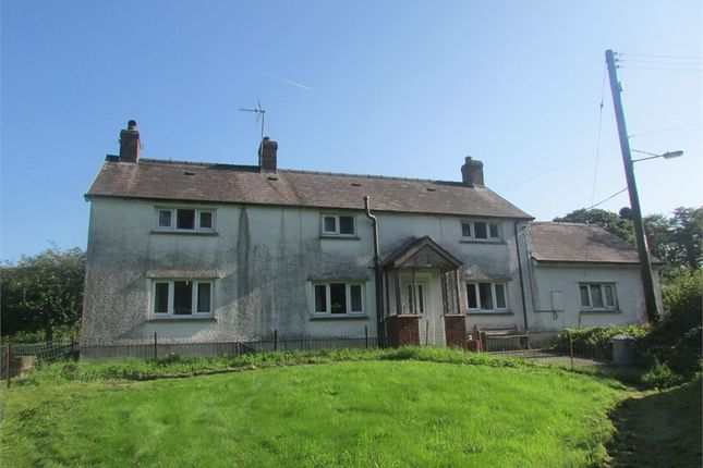Thumbnail Detached house for sale in The Croft, New Mill, St Clears, Carmarthen