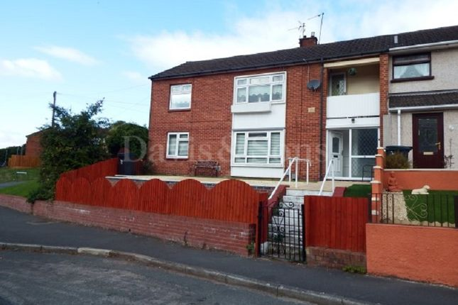Thumbnail Flat for sale in Nelson Drive, Ringland, Newport.