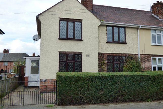 Thumbnail Semi-detached house to rent in Edward Street, Stapleford, Nottingham