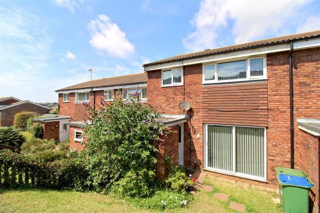 Thumbnail Terraced house for sale in Vale Close, Seaford, East Sussex