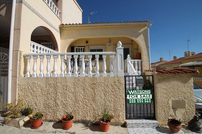1 bed terraced house for sale in Urb. La Marina, La Marina, Alicante, Valencia, Spain