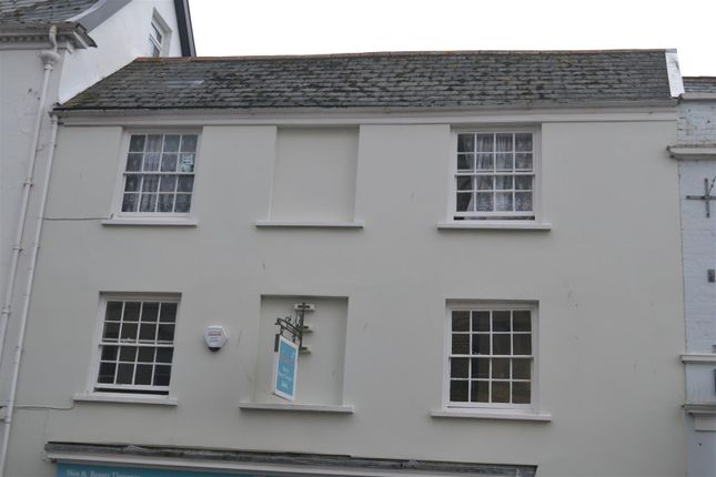 Thumbnail Flat to rent in Cross Street, Barnstaple