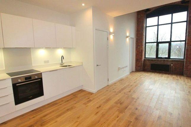 2 bed flat to rent in Elisabeth Mill, Elisabeth Gardens, Stockport SK5