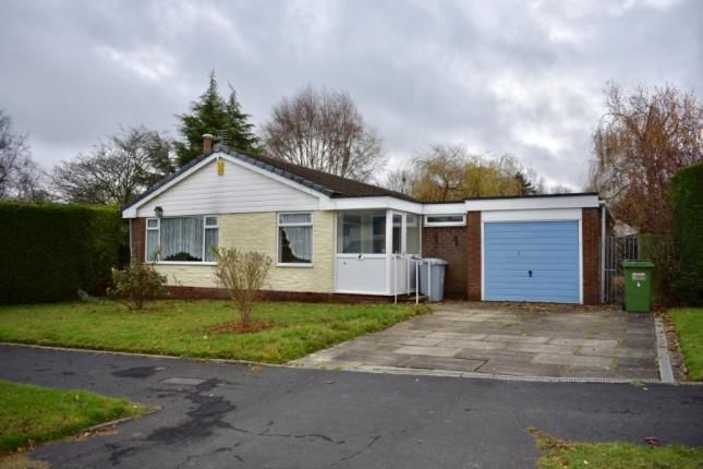 Thumbnail Bungalow for sale in North Downs, Knutsford, Cheshire