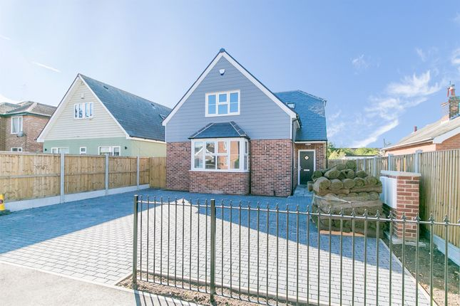 Thumbnail Detached house for sale in Villa Road, Stanway, Colchester
