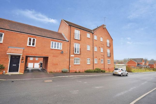 Thumbnail Flat for sale in Burtree Drive, Norton, Stoke-On-Trent