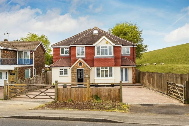 Thumbnail Detached house to rent in Hurst Road, West Molesey, Surrey