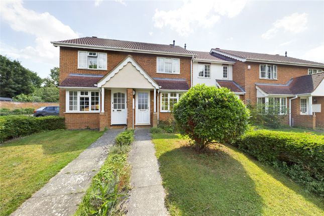 2 bed terraced house to rent in Saddlers Place, Green Drift, Royston, Herts SG8