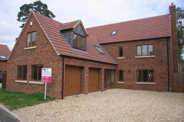 Thumbnail Detached house to rent in Top Lodge Close, Lincoln, Lincolnshire