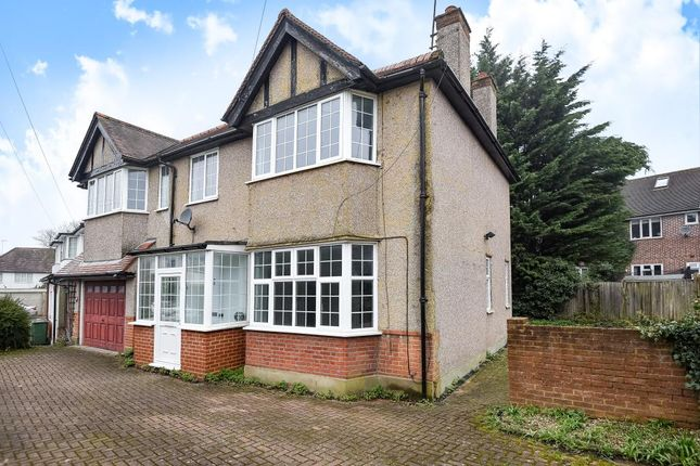 Thumbnail Detached house to rent in Stanmore, Middlesex