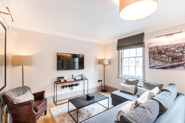 Thumbnail Flat to rent in Crawford Street, London