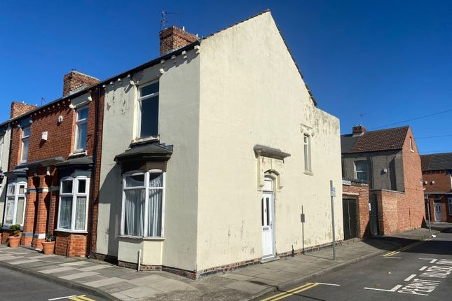Thumbnail Terraced house for sale in 9 Thistle Street, Middlesbrough, Cleveland