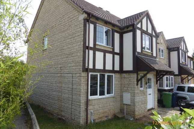 Thumbnail Semi-detached house to rent in Ashlea Meadow, Bishops Cleeve, Cheltenham