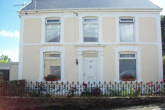 Thumbnail Detached house for sale in Rhiw Road, Rhiwfawr, Swansea.