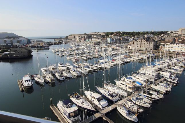 Thumbnail Flat for sale in Pinnacle Quay, Sutton Harbour, Plymouth