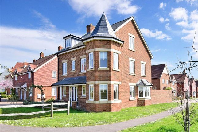 Thumbnail Detached house for sale in Bellows Close, Maresfield, Uckfield, East Sussex