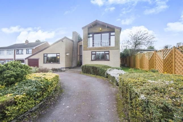 Thumbnail Detached house for sale in Plough Hill Road, Nuneaton, Warwickshire, England