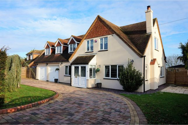 Thumbnail Detached house for sale in Mill Lane, Hartlip
